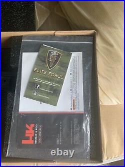 Heckler Koch UMP 45 airsoft gun smg
