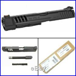 Heckler & Koch VP9 Long Slide Conversion Kit Black