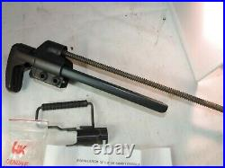Heckler and Koch HK G series retractable Stock and carry handle