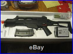 Heckler & koch model g36c electric airsoft gun brand new