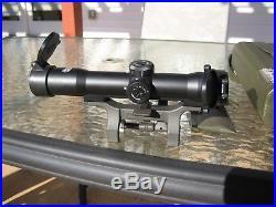 Hensoldt Fero Z24 scope H&K 91