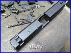 Hk Usp 40 Pistol Parts Lot Slide Barrel Recoil Trigger heckler Koch h&k 4