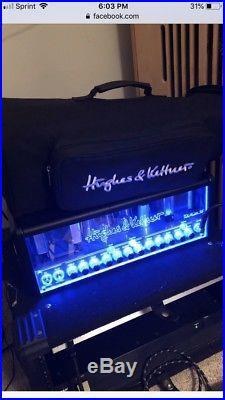 Hughes & Kettner Tube Meister 36 Watt Guitar Amp with H&K FSM-432 MKIII Footswitch
