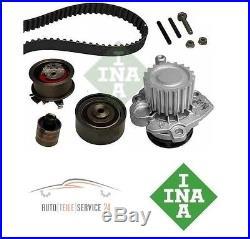 INA Zahnriemensatz Wasserpumpe für VW Passat Audi Chrysler Jeep Mitsubishi TDI