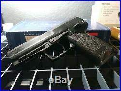 KSC USP 45 Airsoft Gas Blowback GBB Pistol HK H&K. 45 NICE