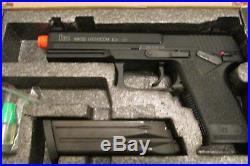 KWA H&K MK23 US SOCOM NS2 Pistol GBB