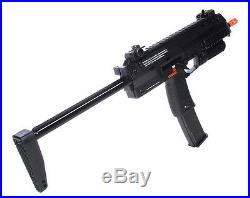 KWA Umarex 400 FPS Metal Green Gas Blowback GBB Airsoft SMG Picatinny H&K MP7