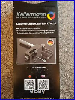 Kellermann Nietgerät Kettennietgerät Werkzeug zum Trennen Vernieten DID RK Enuma
