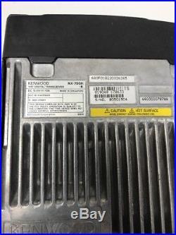 Kenwood NX-700H-K VHF Digital Transceiver