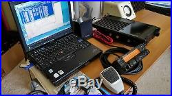 Kenwood TK-630H K3 110W 6 Meter Ham-Band 40-54Mhz 160chs Remote Mount Complete