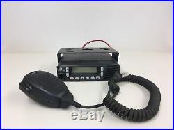Kenwood TK-8180 TK-8180H-K UHF 512CH Radio UHF 450-520 MHz 45 WATT WithMIC