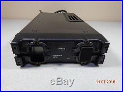 Kenwood TK5710H-K TK-5710 VHF 136-174 110 Watt 512ch P25 Mobile Radio VER 3 #A8