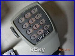Kenwood TK5710H-K TK-5710 Ver 2 VHF 136-174 110 Watt 512ch P25 Mobile Radio #C