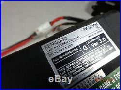 Kenwood TK5710H-K TK-5710 Ver 3 VHF 136-174 110 Watt 512ch P25 Mobile Radio #C
