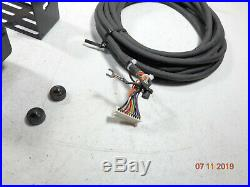 Kenwood TK5710H-K TK-5710 Ver 3 VHF 136-174 110 Watt Radio head/cable/DTMF mic