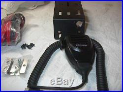 Kenwood Tk-7180h-k Vhf 136-174mhz 50w New Acc. New Kmc30 New Keypad V1.22