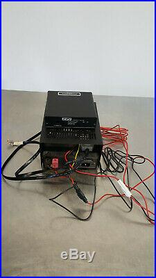 Kenwood Tk-7180h-k Vhf 136-174mhz 50w With Astron Ss-12 & Cpi Tsp180k