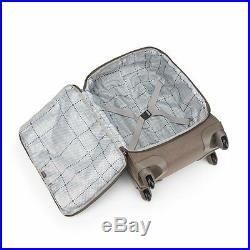 Kipling Darcey Medium Spinner Suitcase 4 Wheel Trolley Colour Soft Earthy C