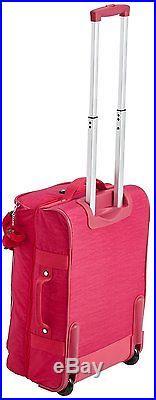 Kipling Travel Duffle Teagan SmallStrawberry Ice/Pink K1309400H RRP £108