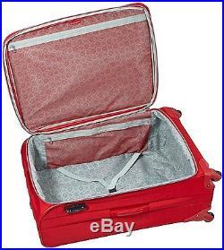 Kipling Youri Spin 78 Larger Trolley Bag Spinner 4 Wheeled Tango Red RRP£213