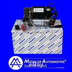 Kompressor Audi A8 Luftfederung nur Benziner REMAN WABCO CASH BACK
