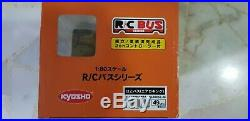 Kyosho KEYENCE 1/80 SCALE MICRO RC HATO BUS H. K. 2CH. NEW! RARE! FREESHIP