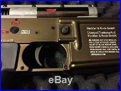 LIMITED EDITION UMAREX Heckler & Koch HK416 CQB Airsoft Gun AEG Rifle by VFC