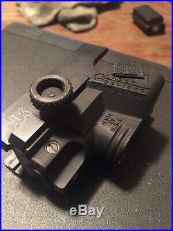 Laser Devices BA-6 HK Marked Laser USP Heckler Koch