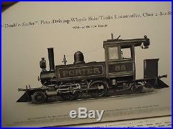 Light Locomotives H. K. Porter Co. 10th Edit Vintage Railroad catalog