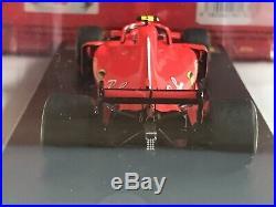Looksmart LSF1018 Ferrari SF71-H / K. Räikkönen Winner GP USA Formula 1 2018 143