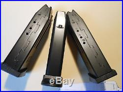Lot of 3 HK H&K USP compact 9mm and P2000 10rd Magazine Factory mag NEW! SALE