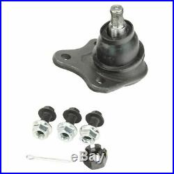 Lower Control Arm Ball Joint & Tie Rod End 6 Piece Kit Set for Beetle Golf Jetta