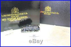 Micro Metakit H0 02100 H. L Dampflok Pt 2/5H K. Bay. Sts. B. Edit. 2006 OVP (NL1751)