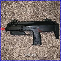 Mp7 airsoft gun Heckler and Koch
