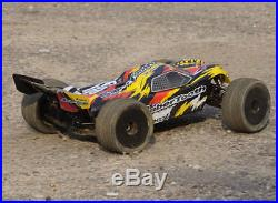 NEW H/K Basher SaberTooth 1/8 Scale Truggy (ARR)