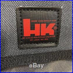 NEW Heckler Koch HK Gray Tactical Case USP P30 VP9 Mark 23 P2000 HK45 HK45C