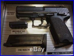 NEW Tokyo Marui H&K USP COMPACT Gas Blowback Airsoft Gun JAPAN F/S