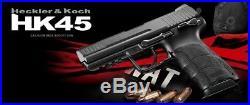 NEW Tokyo Marui HK45 Heckler&Koch Gas Blow Back Airsoft Gun Japan F/S