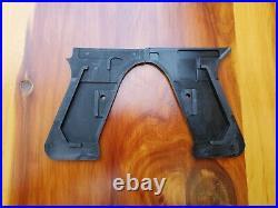 New HK P7 Flat Panel Slab Side Grip Set Heckler Koch P7 PSP not P7M8 P7M13 Grips