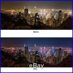 NiSi 100x100mm Nano Natural Night Filter H-K9L Optical Glass 2mm filter system
