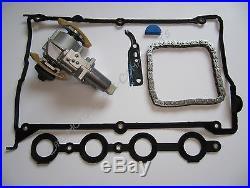 Nockenwellenversteller Set Kettenspanner Audi VW 1.8/1.8T 20V 058109088K Neu