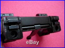 Orig. HECKLER & KOCH QR Mounts + 30mm RINGS for H&K 05/SL7/SL6/940/630 Germany