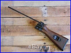 Original HK Wood Stock With Spring And Buffer. H&K, PTR91, PTR 91