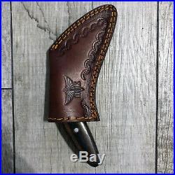 Outstanding Heckler & Koch Tactical Karambit H&K Knife with 3 1/2 Damascus Blade