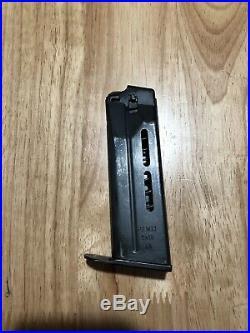 P7m13 p7m8 p7m10 HK H&k Magazine Preban Rare Excellent P7 P7psp Heckler Koch 9mm