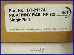Picatinny Rail Hk G3 Single Rail