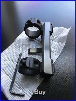 RARE NEW! Heckler & Koch 1-inch Scope mount H&K-05 For SL6/SL7/HK 660/HK 770