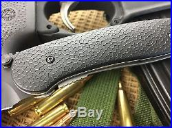 Rare Model Benchmade HK Heckler & Koch Fugitive Folding Pocket Knife