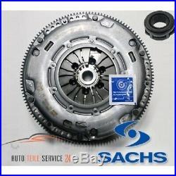 Sachs Kupplungssatz mit Ausrücklager und Schwungrad ZMS VW Passat Audi Skoda