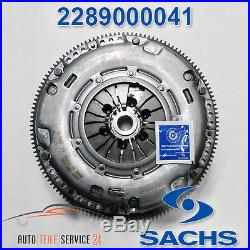 Sachs Original Kupplungssatz 228mm und Schwungrad ZMS Audi A3 Seat Skoda VW NEU
